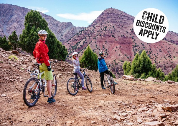 Morocco - Desert, Mountains and Coast - Guided Family Cycling Holiday Thumbnail