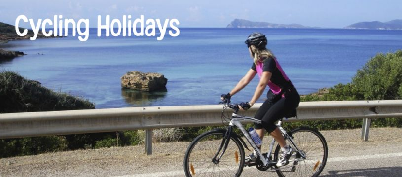 Leisure cycling in Sardinia really doesn't get much better than this! Our Island Flavours cycling holiday in Italy will see you cycling in Sardinia's south-west corner, a place bursting with vineyards and olive groves and oak wooded valleys. Opt for our fully guided or self guided holiday and pick your own dates.