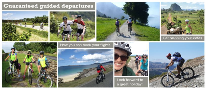 It's great to plan ahead for your cycling holiday, so we've grouped together all our guaranteed-to-run, guided departures. CLICK HERE to see our full list of Guaranteed Departures, perfect for those wanting to plan ahead and get those travel arrangements sorted as soon as possible!