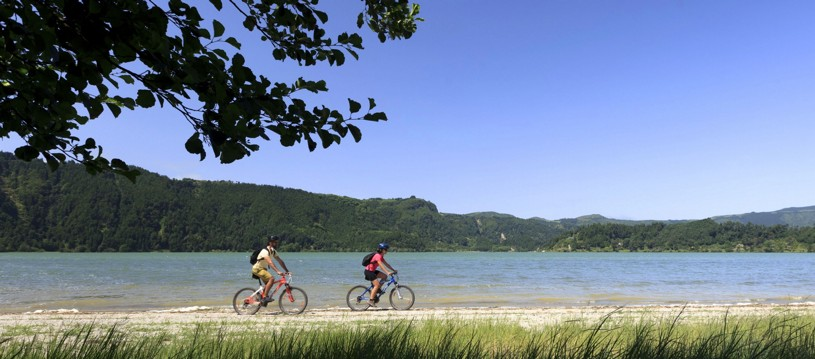 Explore the Azores on our leisure cycling holidays to these beautiful islands. With both fully guided and self guided tours here and great direct flight options form there UK, it's never been easier to join us here for a spot of cycling.