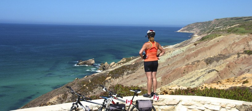 A beautiful self-guided cycling holiday along Portugal's West Coast. Enjoy cycling along on quiet country lanes and cycle paths and with the sea never too far away, taking a dip is very much on the cards during this cycling holiday in Portugal.