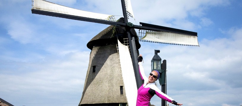Join us in Holland on a bike and barge cycling holiday. Designed for those looking for a unique way to explore some of Europe's loveliest cycling areas. Accommodation is on a traditional Dutch barge with the cycling as you would expect gentle.
