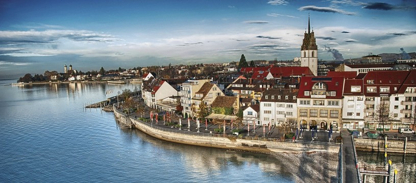 Explore Lake Constance on this family cycling holiday classic that takes in three countries in the very heart of Europe - Austria, Switzerland & Germany. Designed for families looking to go at their own pace.
