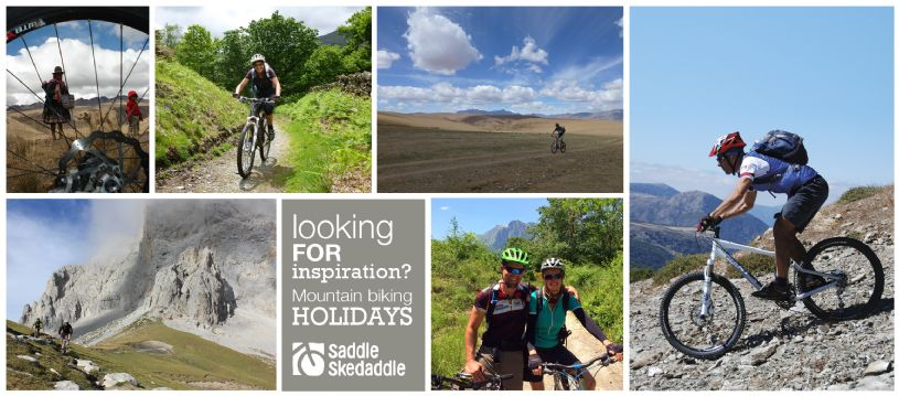 Mountain bikers are a diverse bunch and we all get something different from our riding. Sound like you? Check out our Inspirations Section for a helpful nudge in the right direction and help in selecting the perfect mountain biking holiday for you!