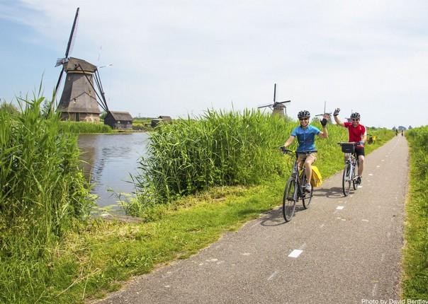 Holland - Green Heart - Bike and Barge Holiday Thumbnail