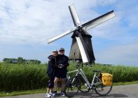 Holland - Green Heart - Bike and Barge Holiday Image