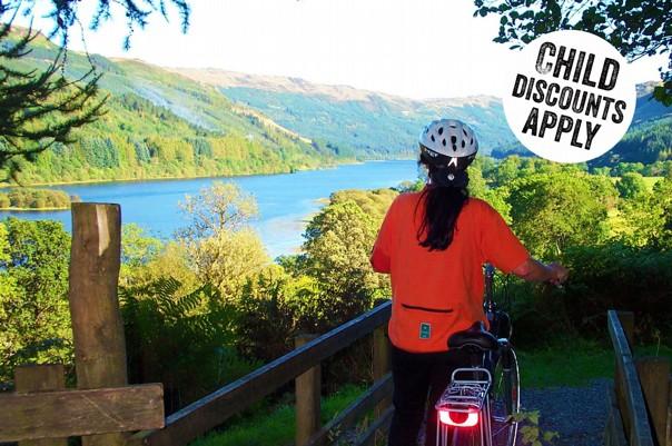 UK - Scotland - Lochs and Glens - Self-Guided Family Cycling Holiday Thumbnail