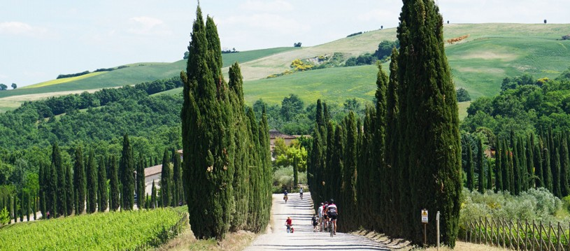 Tuscany is a land of great natural beauty, featuring characteristic tile-roofed towns and the vineyards of world famous wines! On your journey you will explore some of the best towns of the regions, including: Volterra, San Gimignano, Monteriggioni and Siena.