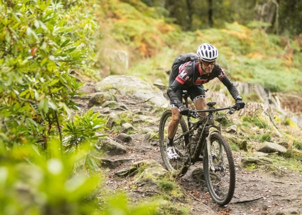 UK - Northumberland - Sandstone Way - Guided Mountain Bike Weekend Thumbnail