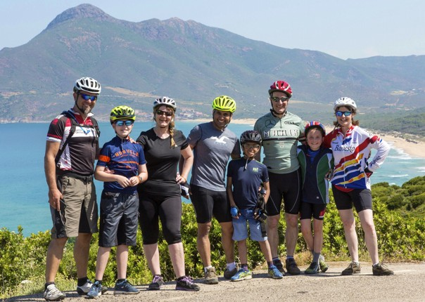 Italy - Sardinia - Family Flavours - Guided Family Cycling Holiday Thumbnail