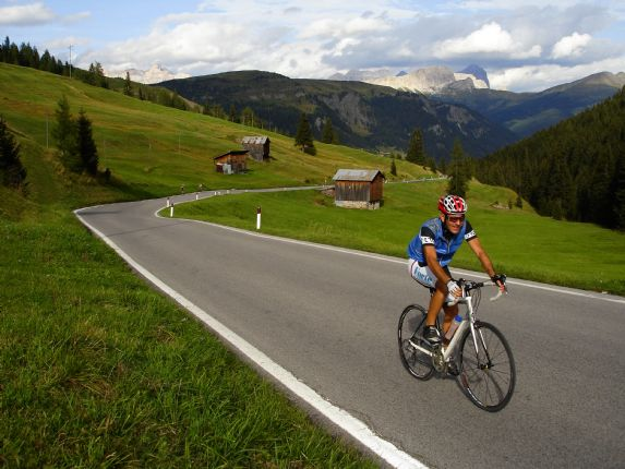 Italy - Raid Dolomiti - Guided Road Cycling Holiday Thumbnail