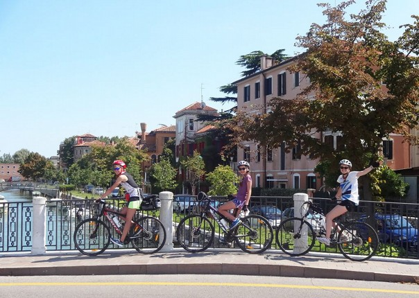Italy - Lake Garda to Venice - Self-Guided Family Cycling Holiday Thumbnail