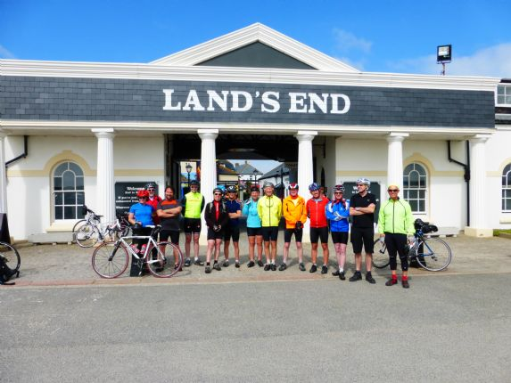 UK - Land's End to John O'Groats - Sustrans Fundraiser Ride Thumbnail