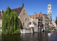 Holland and Belgium - Bruges to Amsterdam - Bike and Barge Holiday Image