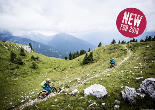 Italy and France - Alpine Adventure - Guided Mountain Bike Holiday Thumbnail