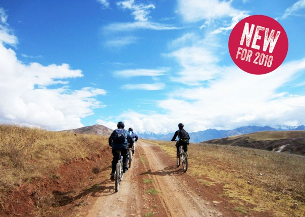 Peru - Andean Journey - Guided Mountain Bike Holiday Thumbnail