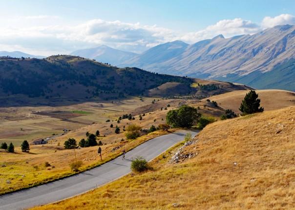 Italy - Abruzzo - Appennini d'Abruzzo - Guided Road Cycling Holiday Thumbnail