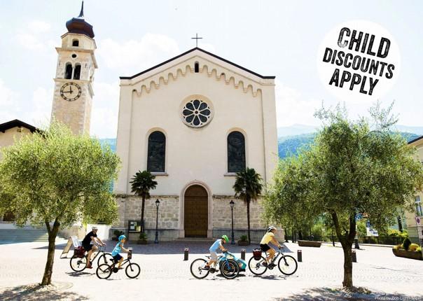 Italy - La Via Claudia - Family Self-Guided Cycling Holiday Thumbnail
