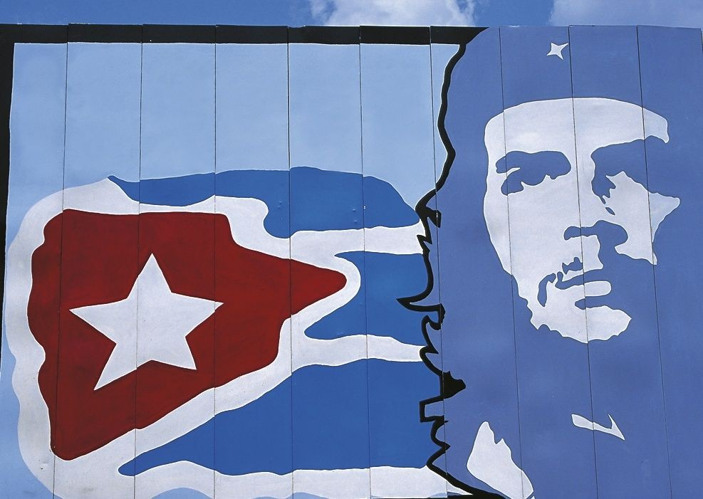 Che.jpg - Cuba - Cuban Revolutions - Cycling Adventures