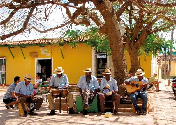 Cuba Music.jpg - Cuba - Cuban Revolutions - Cycling Adventures