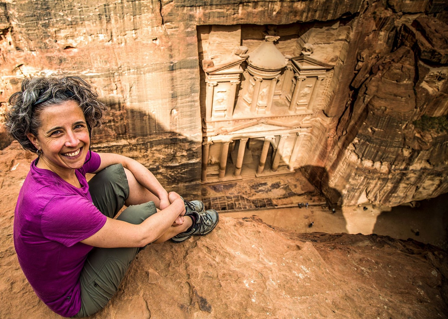 jordan-jebel-khubtha-cycling-holiday-adventure.jpg - NEW! Jordan - Petra, Wadi Rum & the Dead Sea - Cycling Adventures