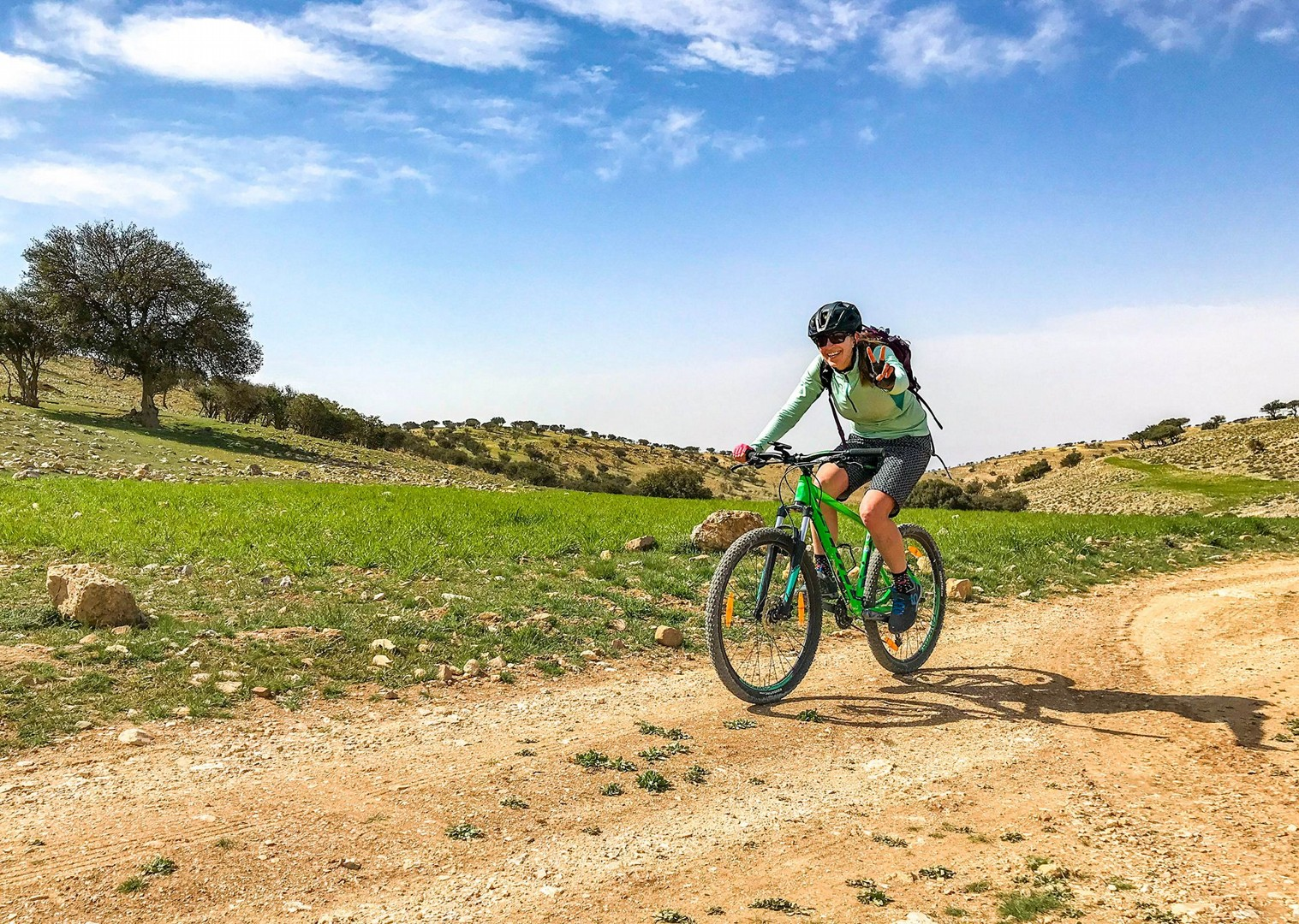cycling-saddle-skedaddle-jordan-adventures-guided.jpg - NEW! Jordan - Petra, Wadi Rum & the Dead Sea - Cycling Adventures