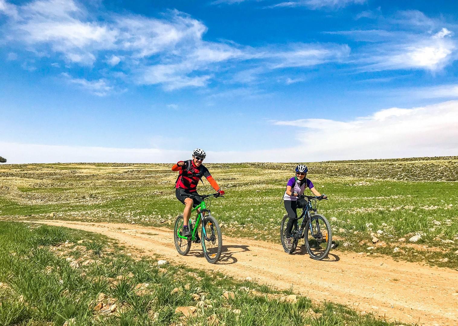 saddle-skedaddle-jordan-cycling-holiday-adventure-trip.jpg - NEW! Jordan - Petra, Wadi Rum & the Dead Sea - Cycling Adventures