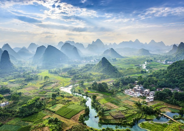China - Guilin and Guangxi - Cycling Holiday Image