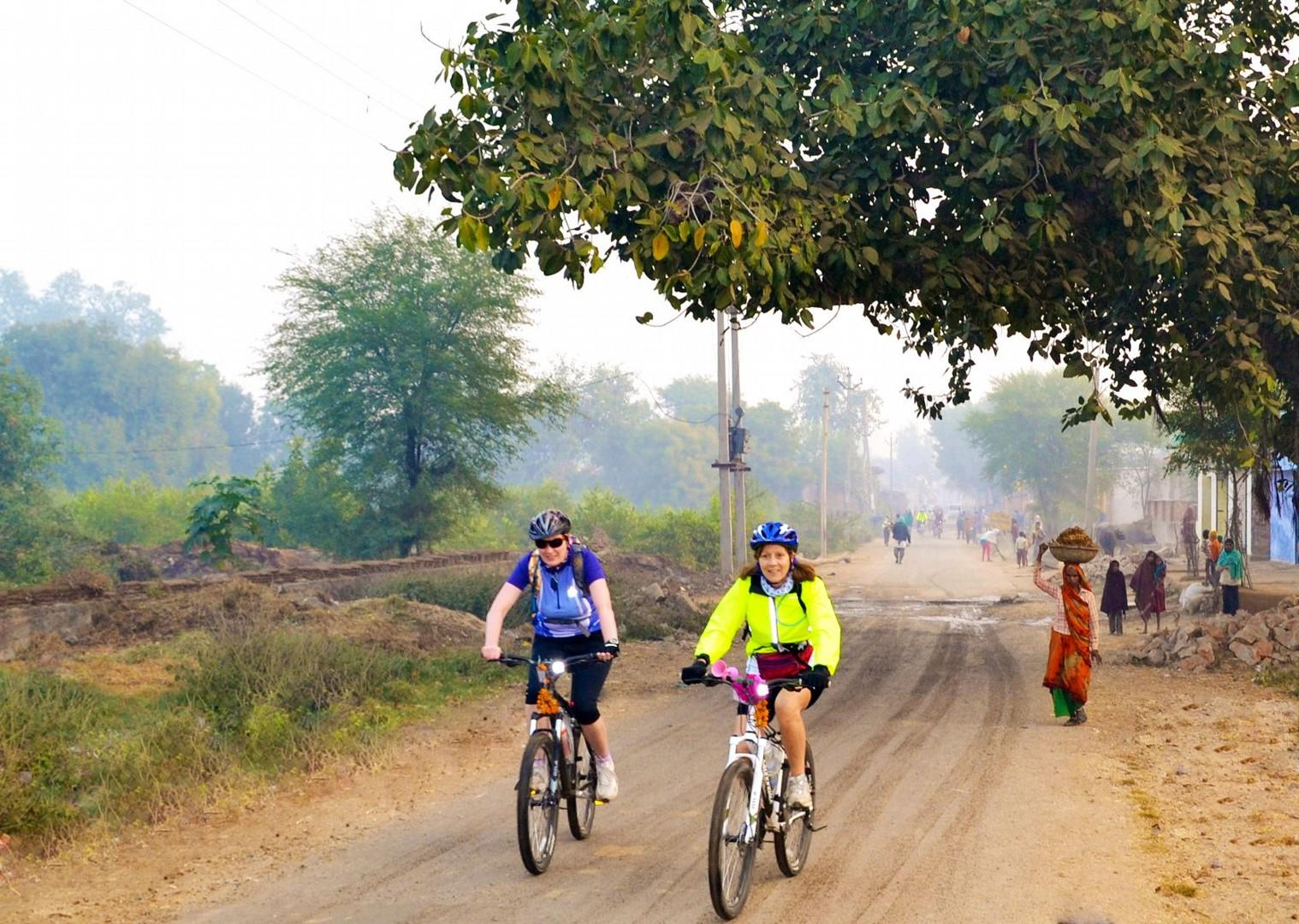 Rajasthan 2012 Vishal-1-4 copy.jpg - India - Palaces and Lakes of Rajasthan - Cycling Adventures