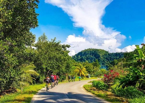 Borneo - Secret Sarawak - Cycling Holiday Image