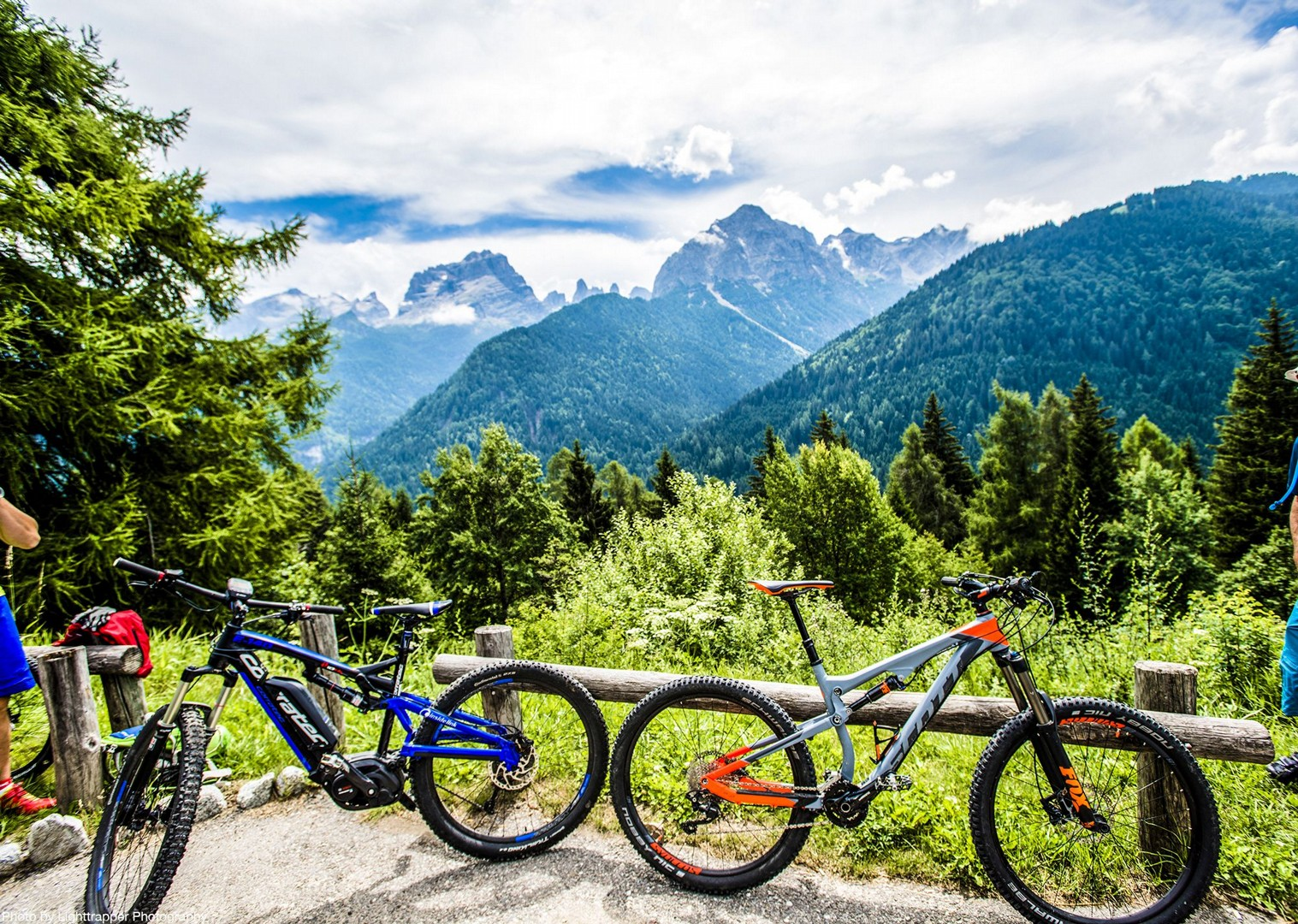 saddle_skedaddle_italy_2017_day6_brenta_dolomites_72-2.jpg - Italy - Dolomites of Brenta - Electric Mountain Bike Holiday - Mountain Biking