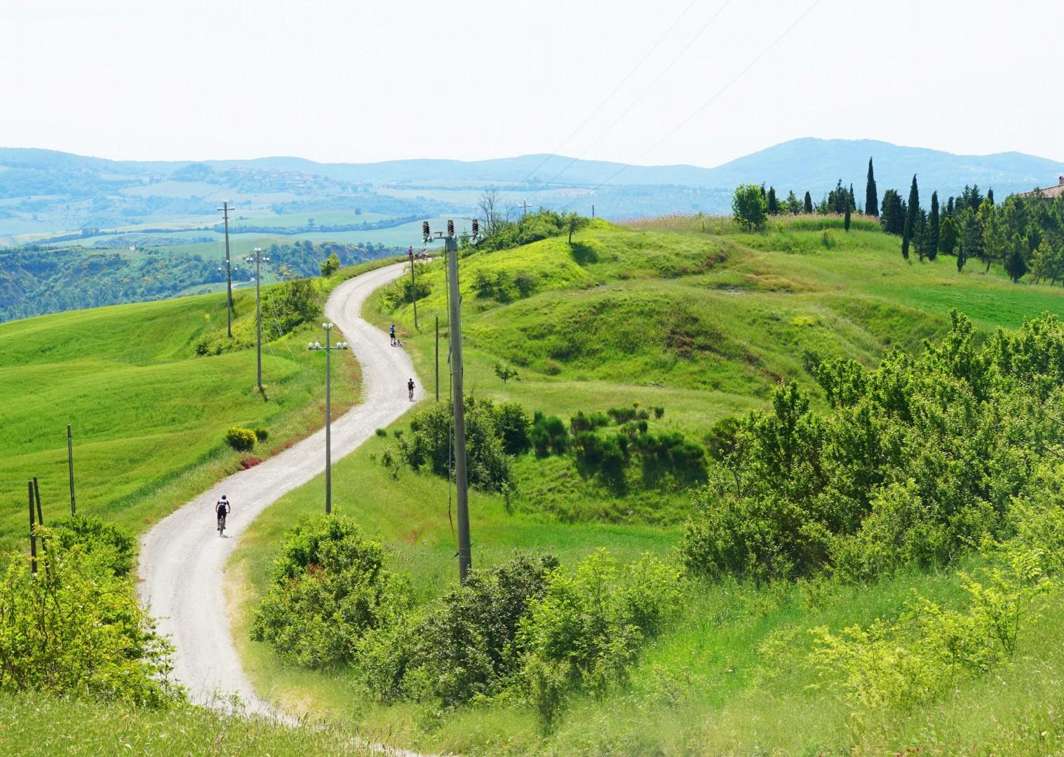 mountain-bike-trip-via-francigena-tuscany-to-rome-self-guided.jpg - Italy - Via Francigena (Tuscany to Rome) - Self-Guided Mountain Bike Holiday - Mountain Biking