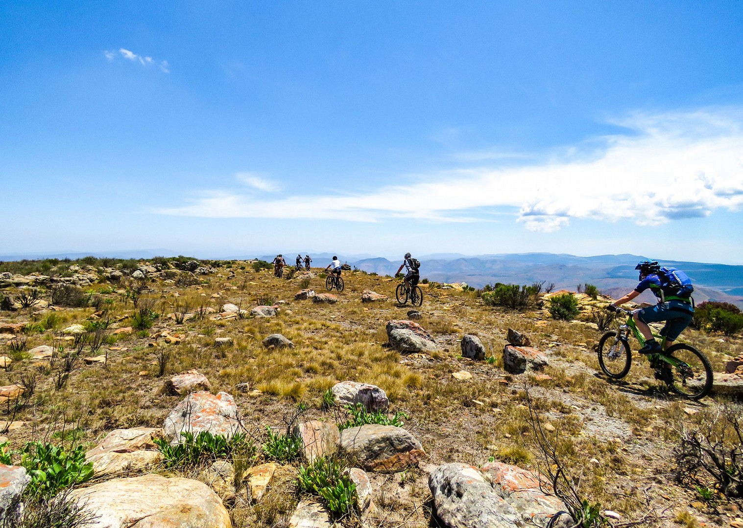 rocky-terrain-mountain-biking-south-africa-guided-holiday.jpg - NEW! South Africa and Botswana - Mountain Biking
