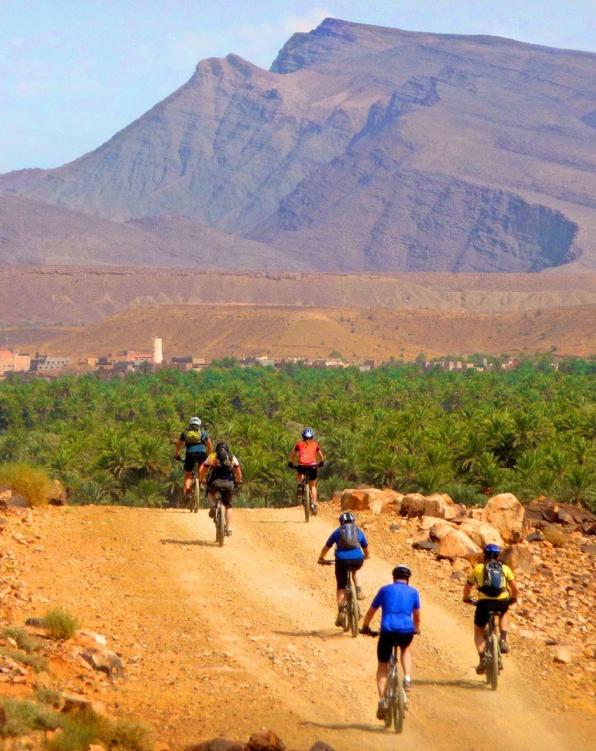 jim a (43).jpg - Morocco - Atlas to Desert - Guided Mountain Bike Holiday - Mountain Biking