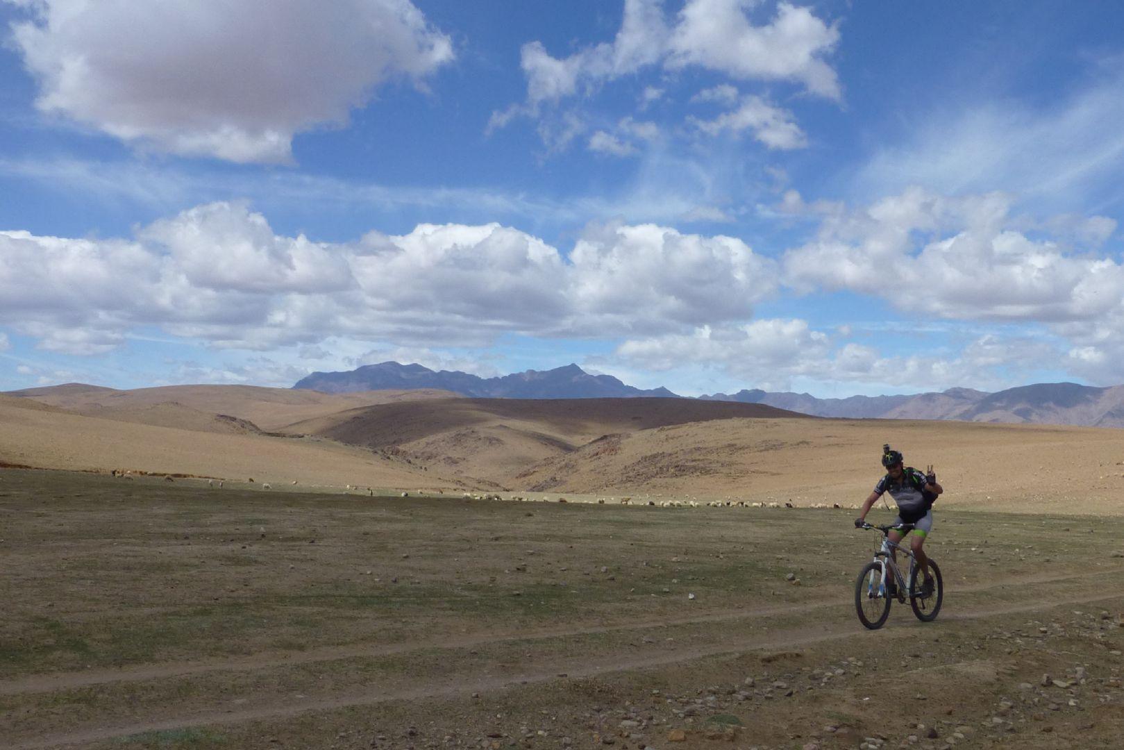 AtlasDesert.jpg - Morocco - Atlas to Desert - Guided Mountain Bike Holiday - Mountain Biking