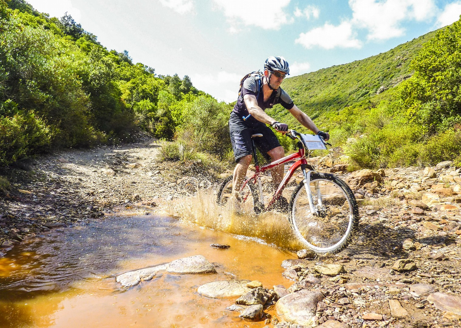 offroad-cycling-adventure-mountain-biking-sardinia-italy.jpg - Italy - Sardinia - Coast to Coast - Self-Guided Mountain Bike Holiday - Mountain Biking