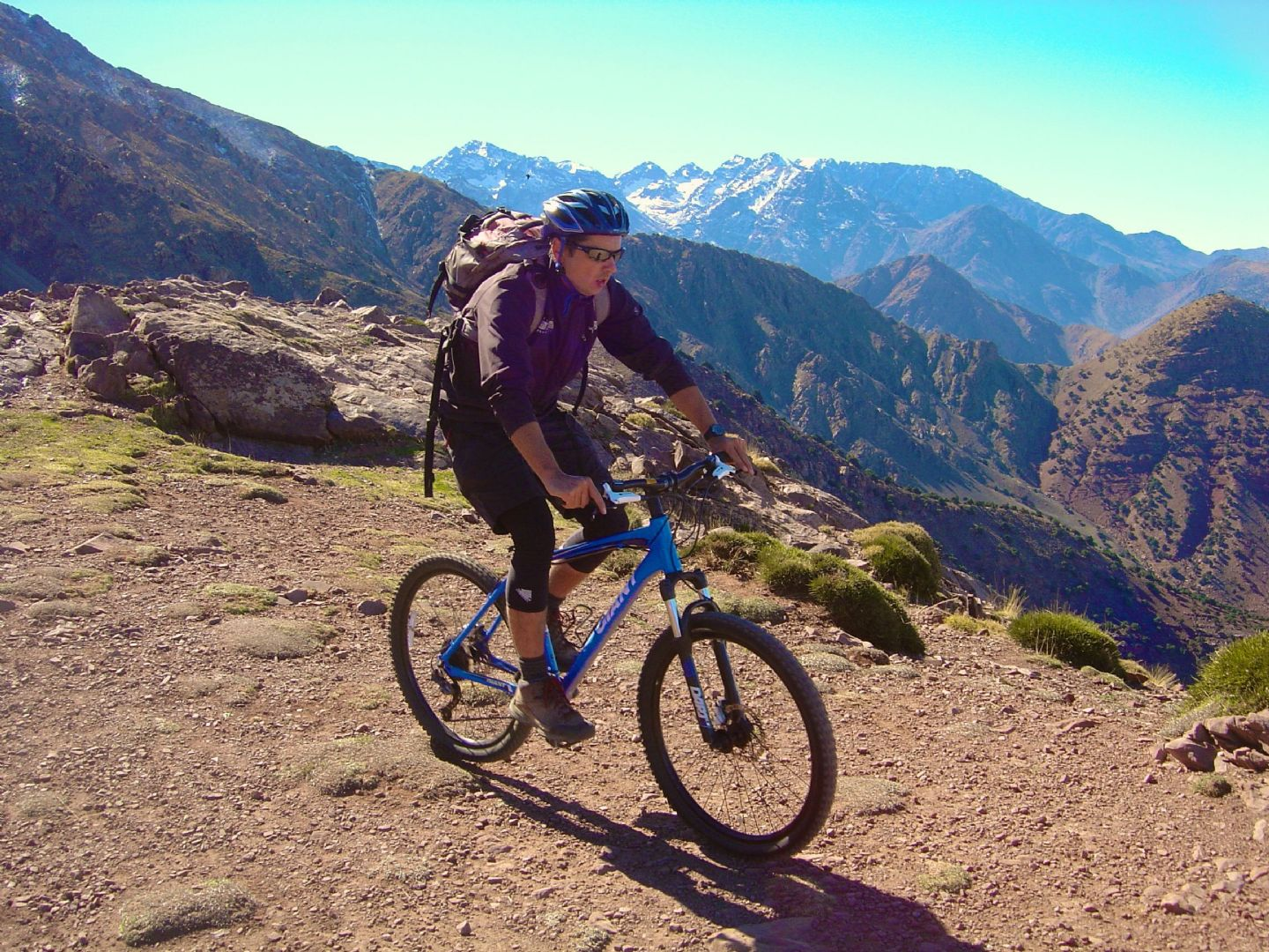 morocco traverse 1 (1).jpg - Morocco - High Atlas Traverse - Guided Mountain Bike Holiday - Mountain Biking