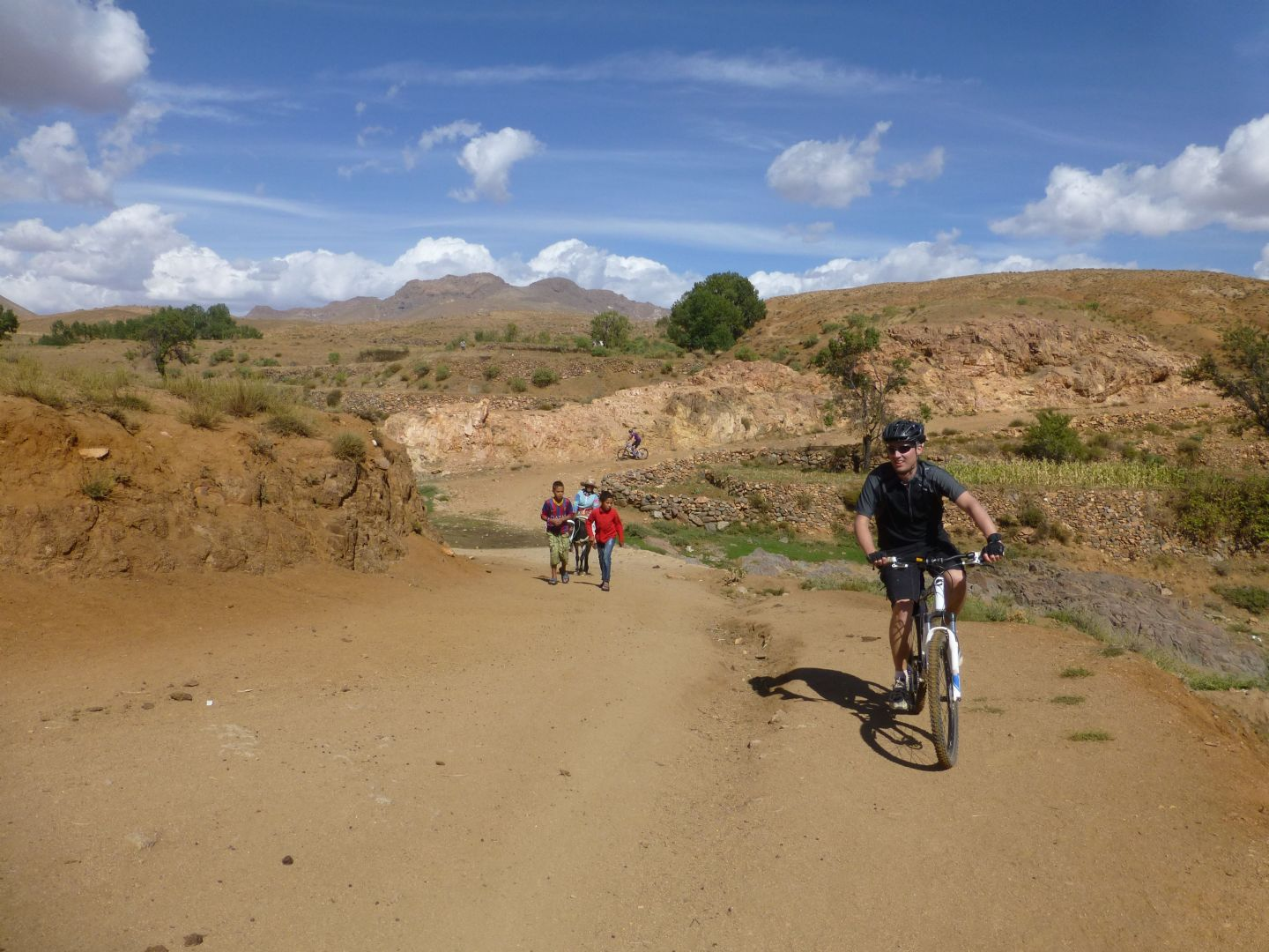 morocco traverse 1 (2).jpg - Morocco - High Atlas Traverse - Guided Mountain Bike Holiday - Mountain Biking