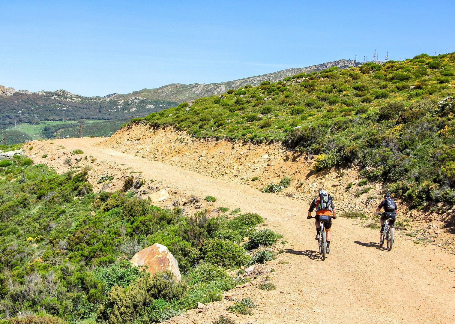 saddle-skedaddle-guided-mountain-bike-holiday-trans-andaluz-spain.jpg - Spain - Trans Andaluz - Guided Mountain Bike Holiday - Mountain Biking