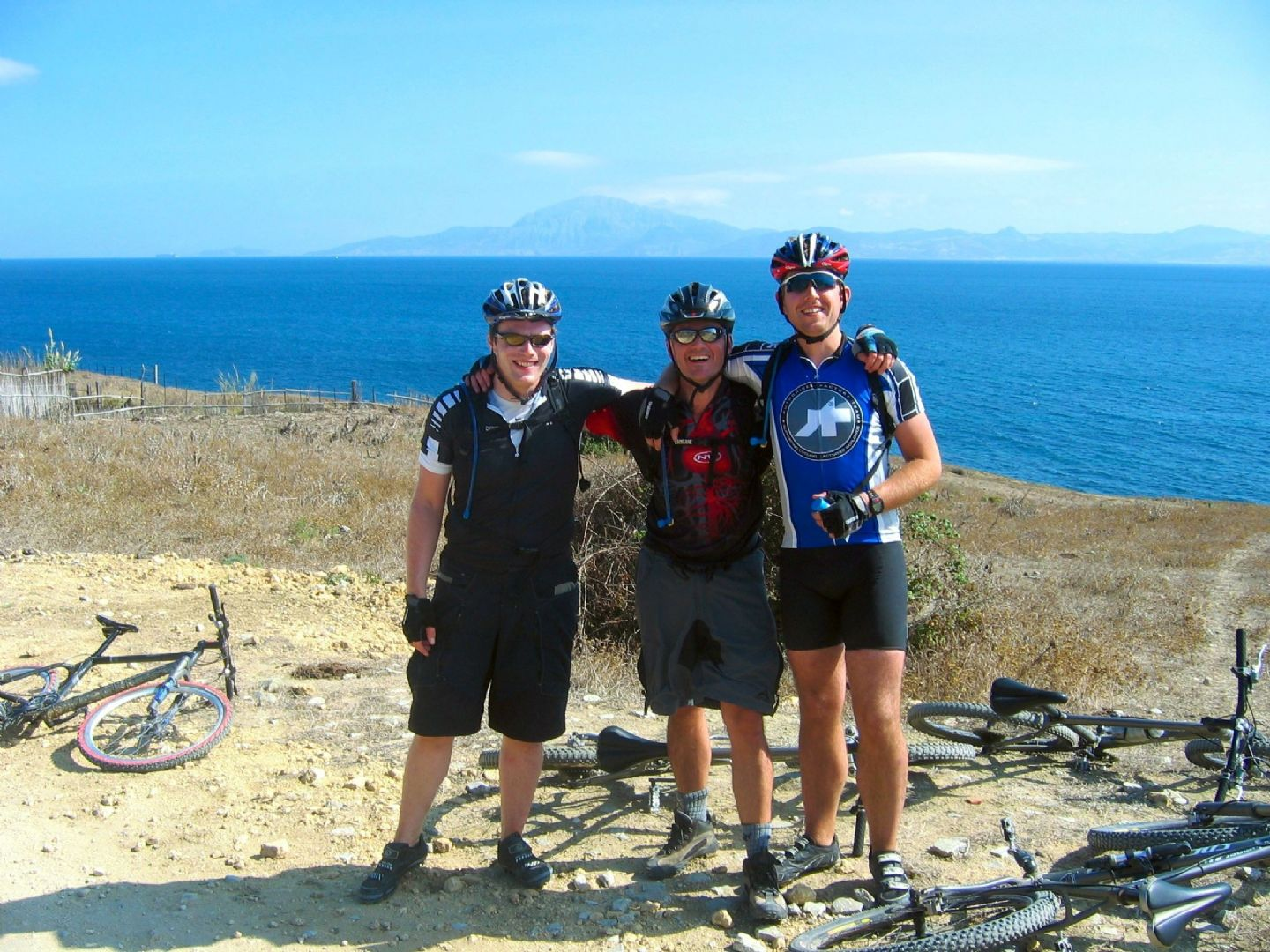 Spain - Trans Andaluz - Guided Mountain Bike Holiday - Mountain Biking