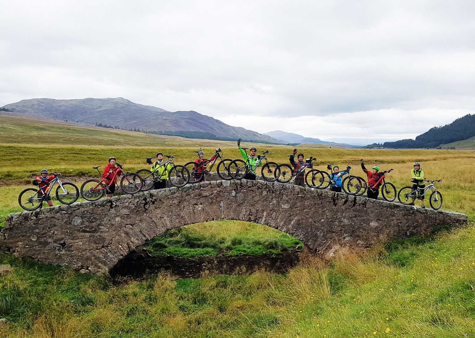 mount-keen-guided-biking-scotland.jpg - Scotland - Highlands Coast to Coast - Mountain Biking