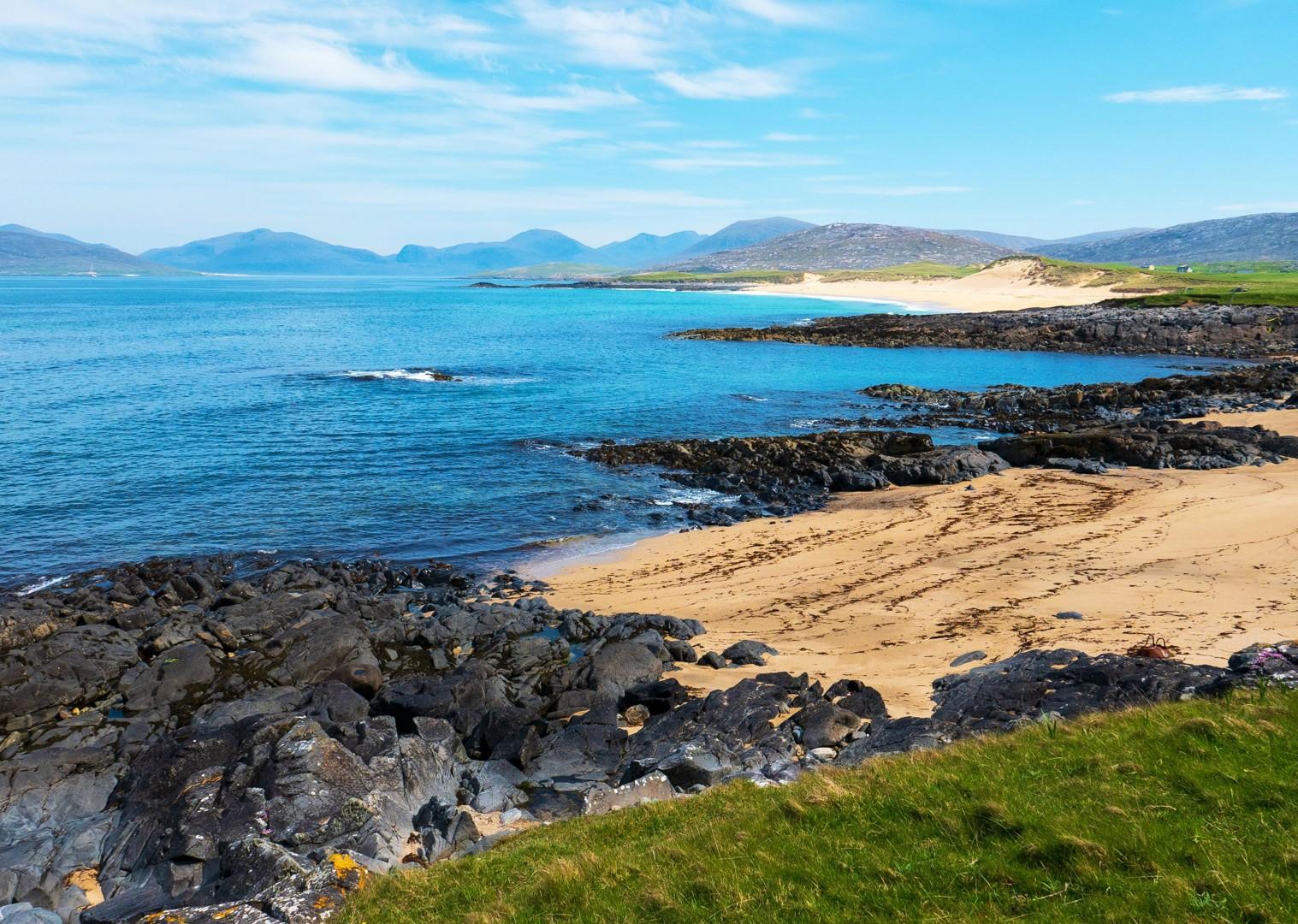 coastal-mountain-biking-trip-outer-hebrides-scotland.jpg - Scotland - Hebridean Explorer - Guided Mountain Bike Holiday - Mountain Biking