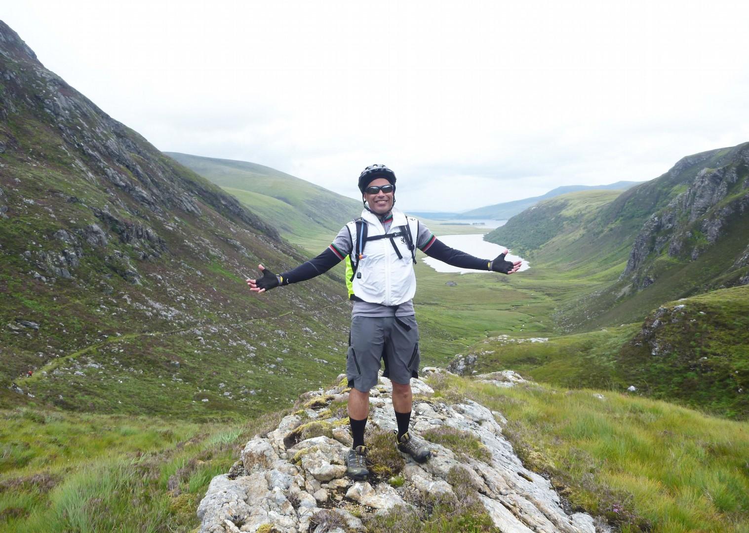 views-scottish-highlands-adventure-mountain-biking.jpg - Scotland - Celtic Crossing - Guided Mountain Bike Holiday - Mountain Biking
