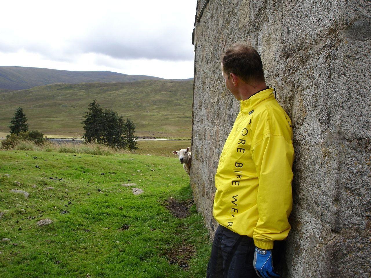 historic-sites-mountain-biking-scottish-highlands.jpg - Scotland - Celtic Crossing - Guided Mountain Bike Holiday - Mountain Biking