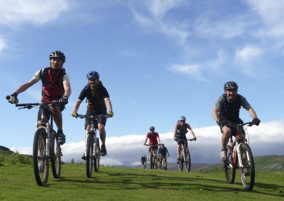 scottish-highlands-group-cycling-adventure.jpg - Scotland - Celtic Crossing - Guided Mountain Bike Holiday - Mountain Biking