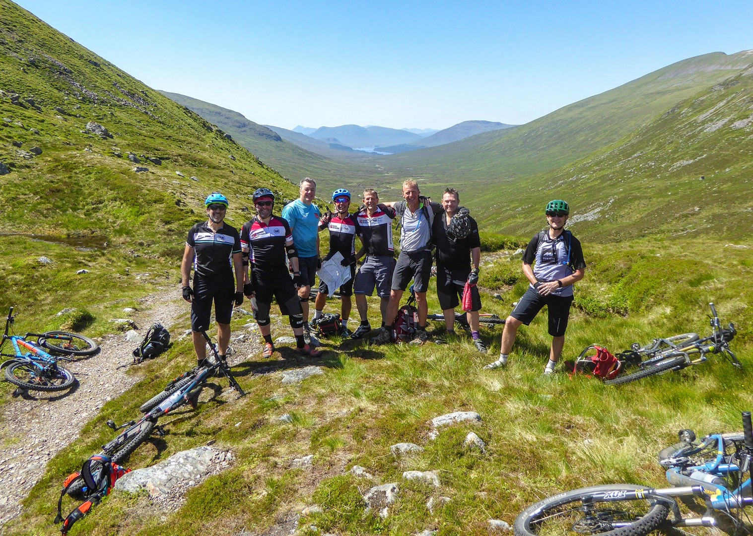 P1010205.jpg - Scotland - Celtic Crossing - Guided Mountain Bike Holiday - Mountain Biking