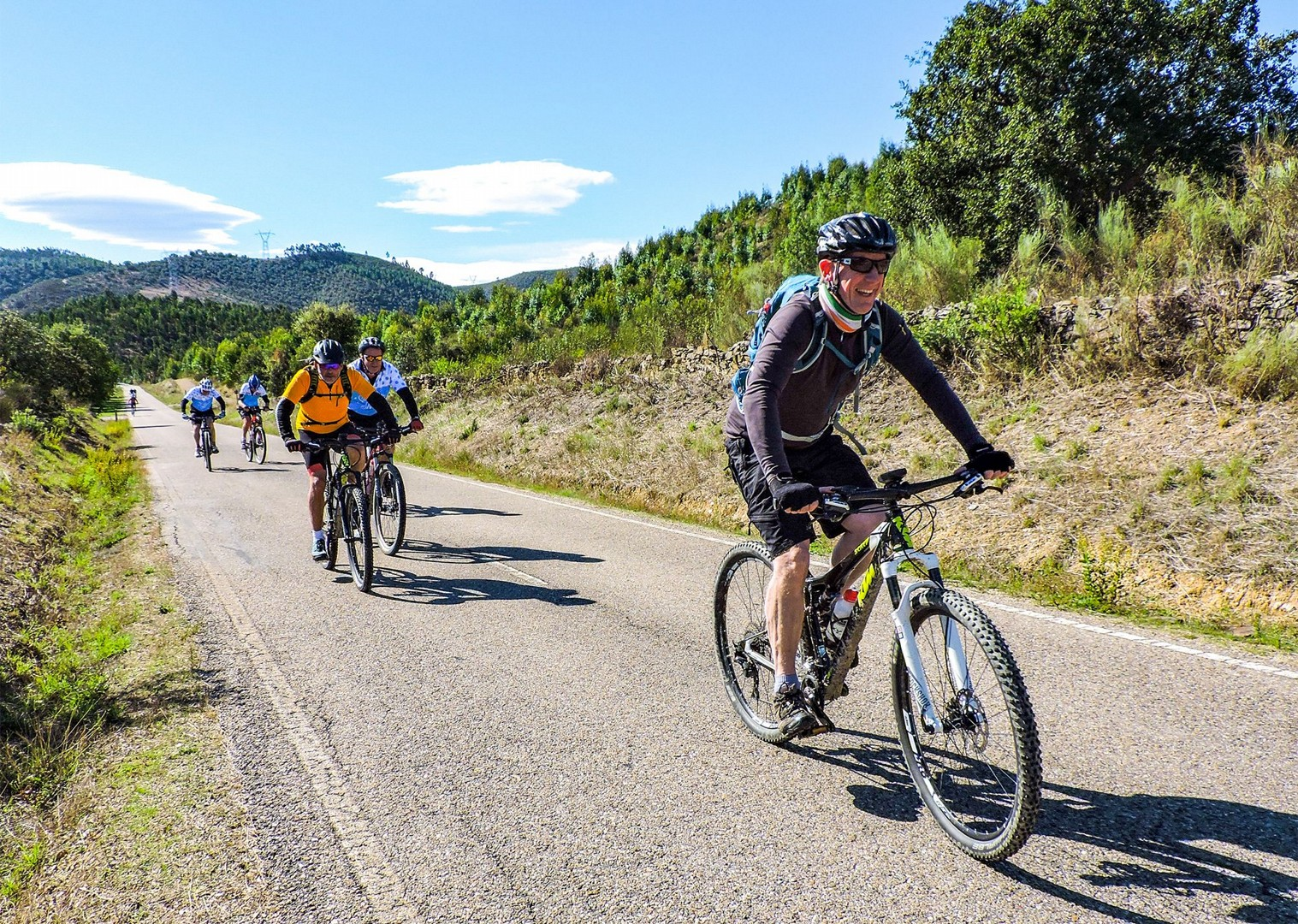cycling-holiday-saddle-skedaddle-portugal-mountain-bike-tours.jpg - Portugal - Roman Trails - Guided Mountain Bike Holiday - Mountain Biking