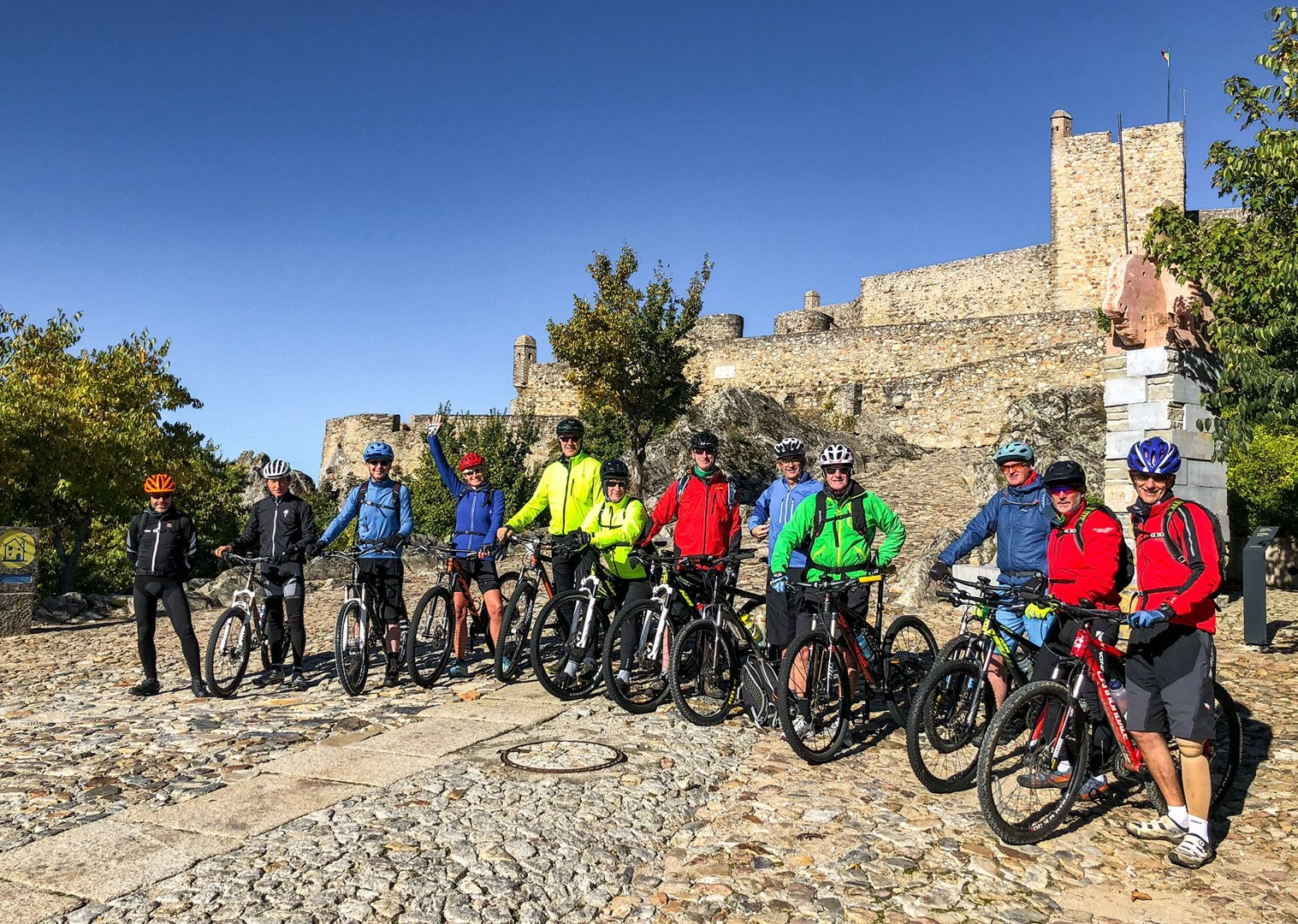 guided-mountain-bike-holiday-in-portugal-saddle-skedaddle.jpg - Portugal - Roman Trails - Guided Mountain Bike Holiday - Mountain Biking