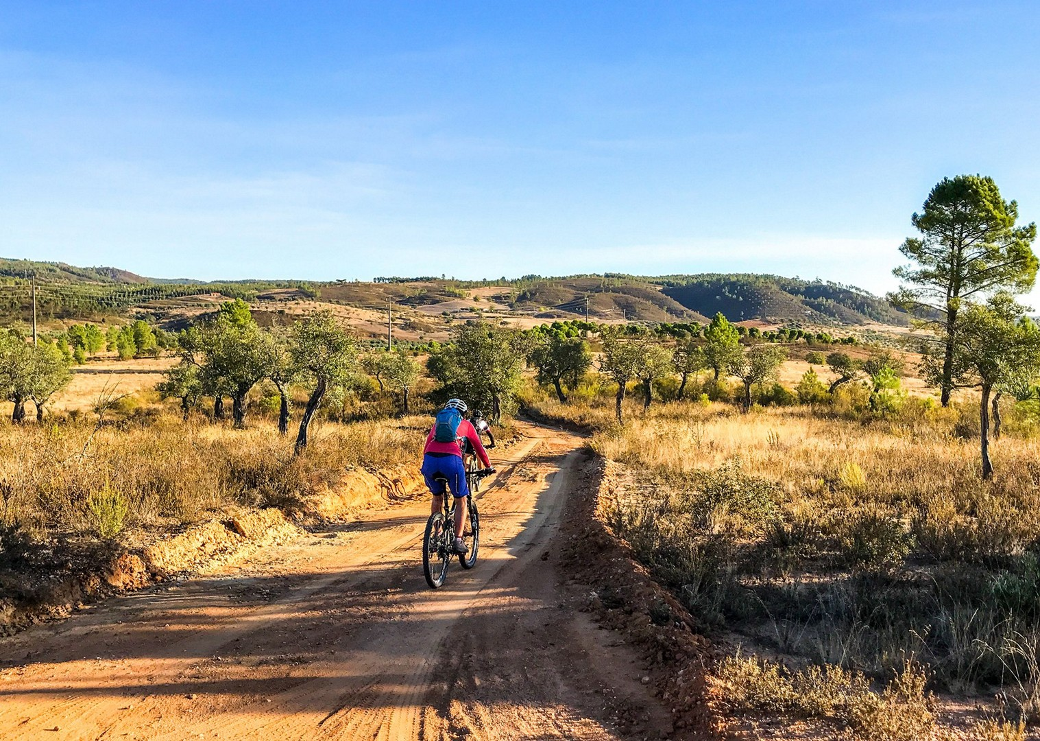 holidays-in-portugal-for-cyclists-mountain-bike-trip-with-saddle-skedaddle.jpg - Portugal - Roman Trails - Guided Mountain Bike Holiday - Mountain Biking