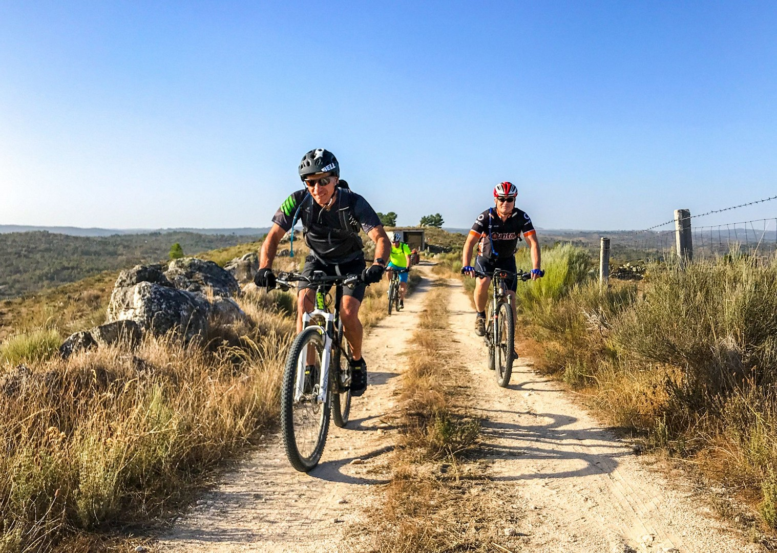 guided-mountain-bike-holiday-roman-trails-saddle-skedaddle.jpg - Portugal - Roman Trails - Guided Mountain Bike Holiday - Mountain Biking